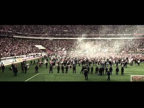 Eintracht Frankfurt - 1860 München - SGE Commerzbank-Arena Aufstiegsparty 29.04.2012
