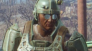 Fallout 4 ABSALOM SECRET Boss Fight RANDOM ENCOUNTER
