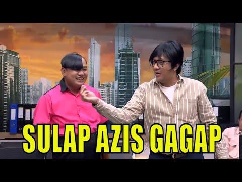 Jadi OB Baru, Azis Gagap Langsung Pamer Aksi Sulap   BTS (19/09/21) Part 1