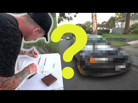 BUYING A DRIFT CAR IN AUSTRALIA
