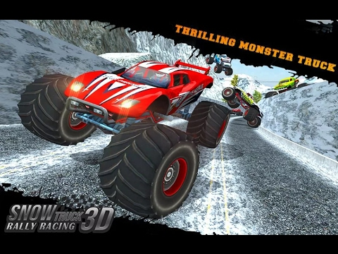 Snow Racing Monster Truck 17