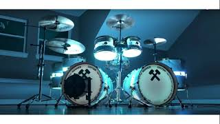 Hybrid Drum Kit HD Sound Samples FULL KIT