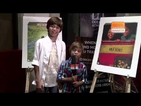 Little Heroes on Big Screen | Half Ticket...