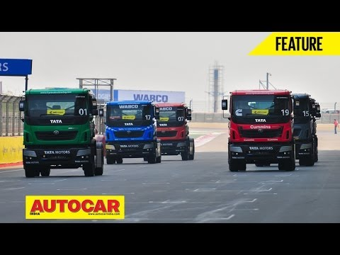 Tata Motors T1 Prima Truck Racing Championship at BIC | Feature | Autocar India