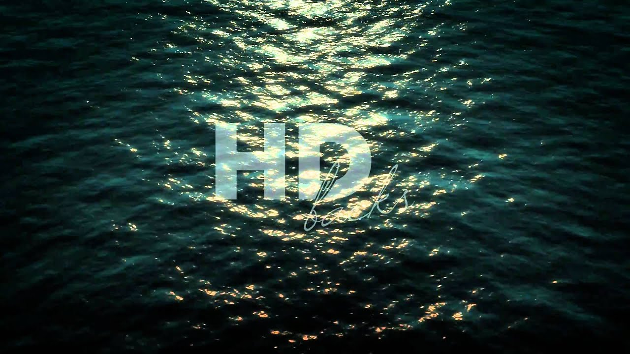 Dark Ocean - HD Background Loop
