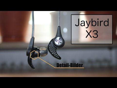 Jaybird X3 Bluetooth Kopfhörer - Review, Bilder, Inhalt - Deutsch