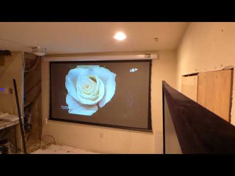 BEFORE YOU BUY A PROJECTION SCREEN OR PAINTS SEE WHY OUR SCREEN PAINTS WILL BE YOUR BEST CHOICE!