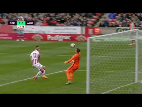 Stoke City, West Ham share points in 0-0 draw