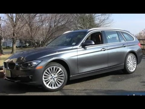 2017 Bmw 328d Sel Sports Wagon Test Drive Most Fuel Efficient Awd In America