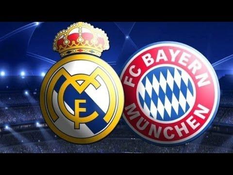 Real Madrid Vs Bayern Monachium 2014 (UCL) Promo HD