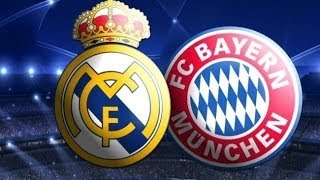 Real Madrid Vs Bayern Monachium 2014 (UCL) Promo HD