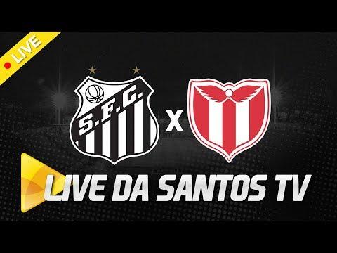 LIVE: SANTOS x RIVER-URU | COPA SUL-AMERICANA (26/02/19)