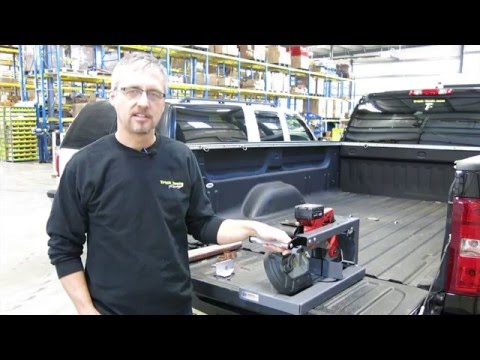 EZ CUT Jig for Portable Band Saw @ Trick-Tools