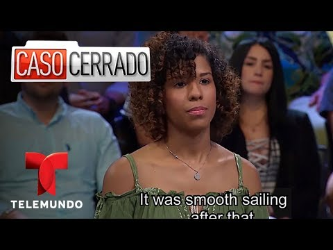 Caso Cerrado | Baby With Bruises, Is The Nanny Or Mom To Blame? 💢👶🍼| Telemundo English