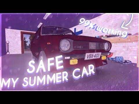 Как установить Save на My Summer Car (рабочий метод)