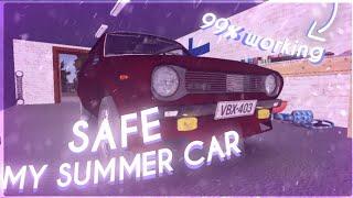как установить сейв на My Summer Car 182 Build