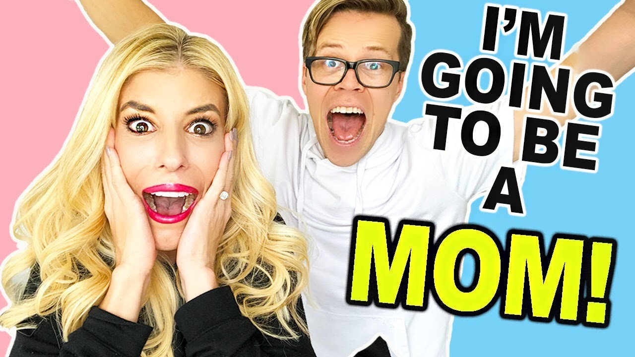 I M Going To Be A Mom My Big Announcement Youtube