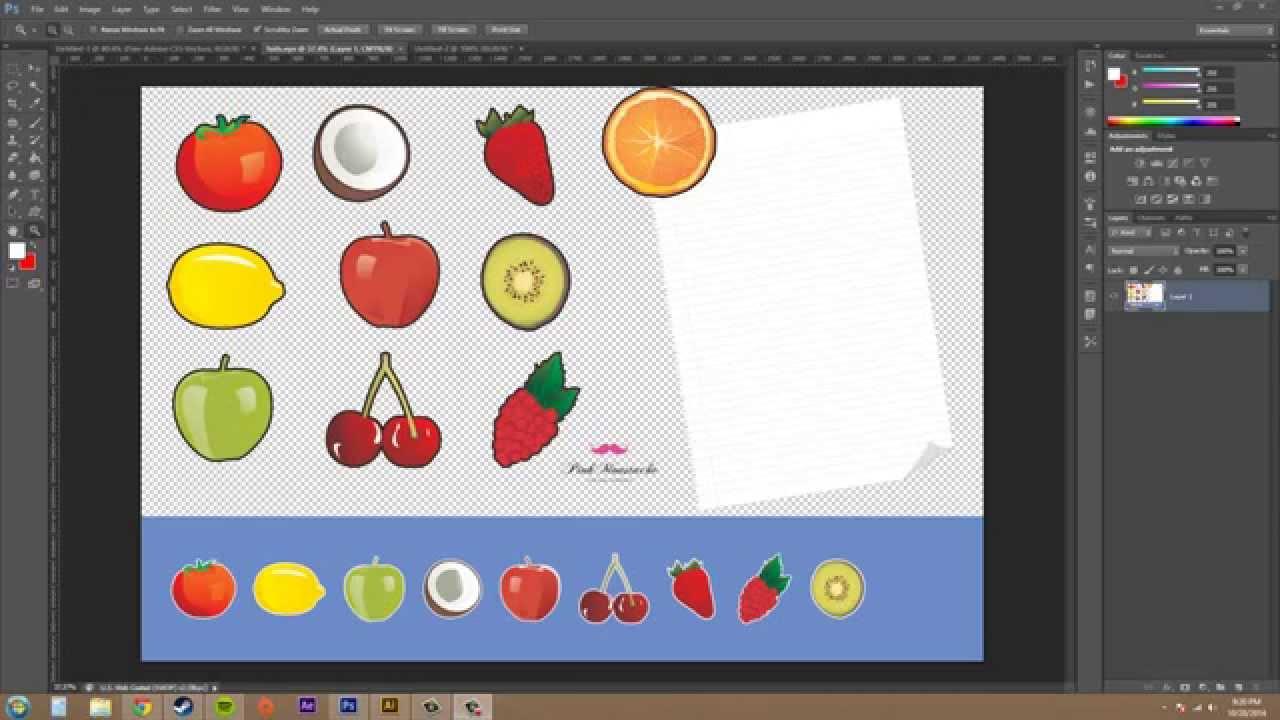 Photoshop cs6 tutorial 153 raster vs vector images youtube photoshop cs6 tutorial 153 raster vs vector images baditri Gallery