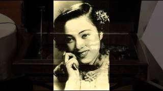 李 香蘭 (山口淑子)_夜来香 イェ・ライ・シャン (1950) thumbnail