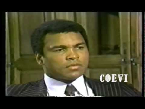 Muhammad Ali interview with Barbra Walters