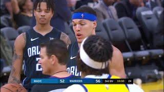 Aaron Gordon Full Play vs Golden State Warriors | 01/18/20 | Smart Highlights