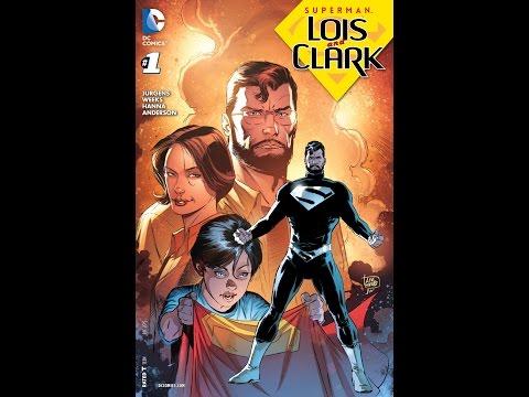 Superman - Lois and Clark 01