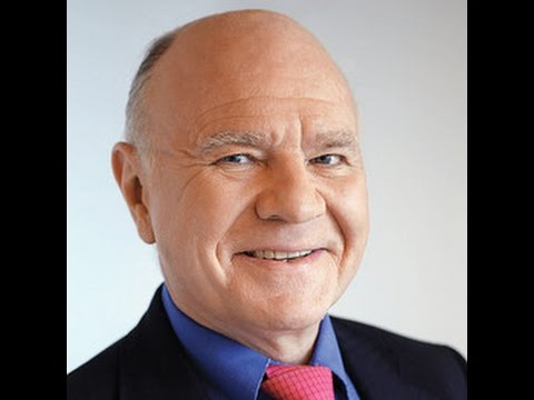 Mr. Marc Faber: The Risk of Global Collapse
