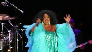 Diana Ross - Intro/I'm Coming Out/My World Is Empty Without You (Pier 17, NYC, Sep 30, 2018)