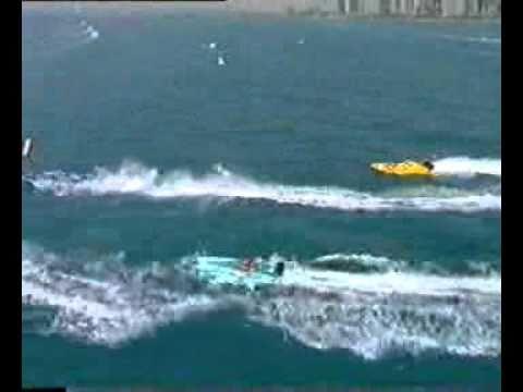 offshore power  racing boat