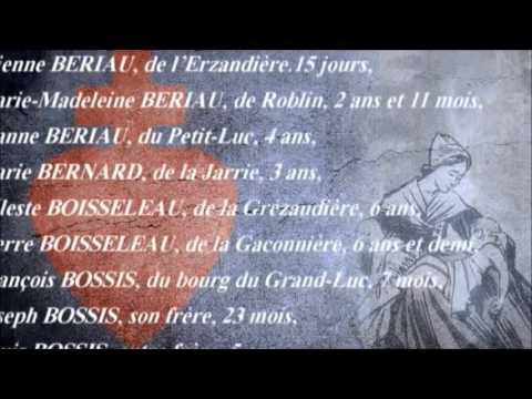 Les Lucs sur Boulogne.....la Mémoire  oubliée !