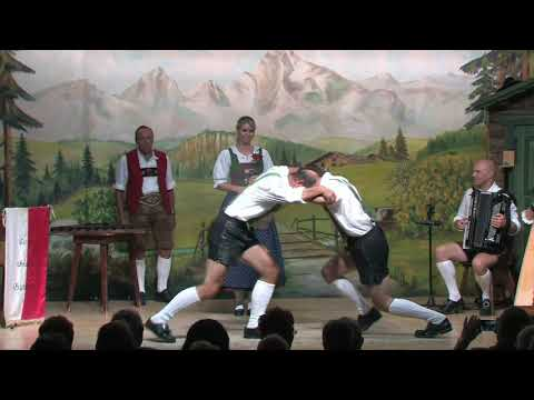 Tyrolean Folk Show - Video
