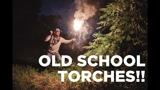Old School Torch Photoshoot!