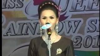 Miss Queen Rainbow Sky 2010 - ชุดประจำจังหวัด Part 1