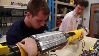 Underwater Robots: University of Michigan Engineering