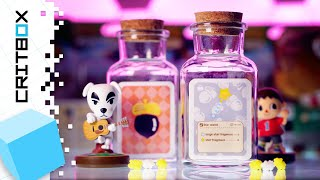 How to make REAL LIFE Animal Crossing DIY Recipe Cards and Message Bottles