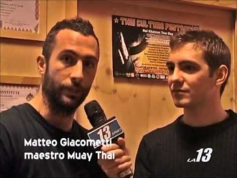 "La13 Sport: ""Muay Thai – I 5 Elementi"""