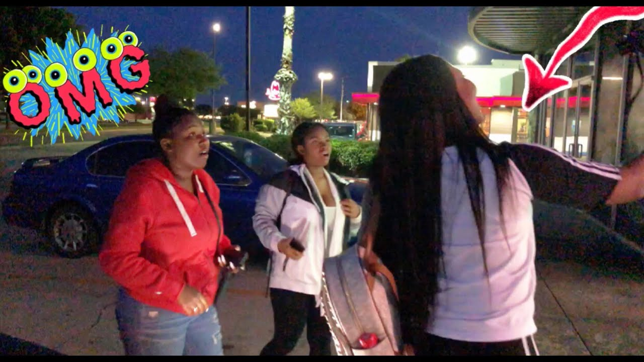 GIRLS NIGHT.... WE GOT MATCHING TOES!!