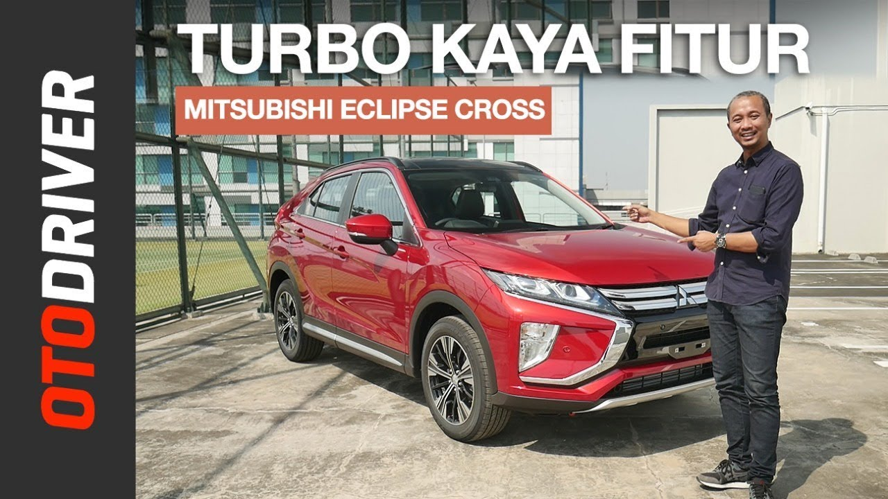 Mitsubishi Eclipse Cross 2019 | First Impression | Otodriver