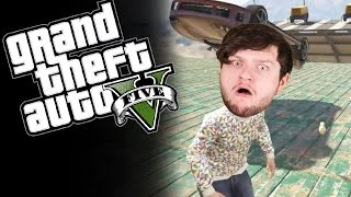 GTA 5 PC Online Funny Moments - DODGING EXPLODING CARS?! (Custom Games)