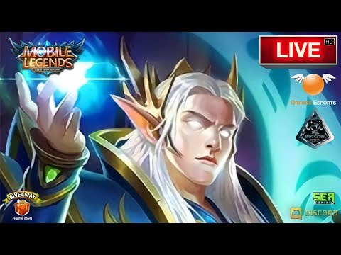 [Mobile Legends] Ranked Game Play 🔘 LIVE | Malaysia