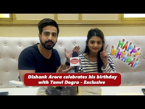 Dishank Arora Celebrates His Birthday With Bollywood Headlines Along With Tanvi Dogra | Exclusive