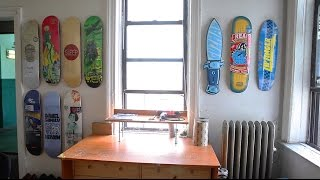 JENKEM - The Skateshop run out of a Tiny NYC Apartment