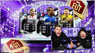 FIFA 21:WHAT IF + Prime ICON MOMENTS Pack Opening mit etwas GAUSELLIGA 🔥😱