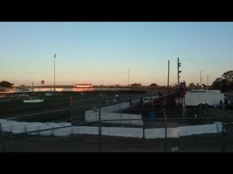 34 Raceway - Heat Race - 7/29/17
