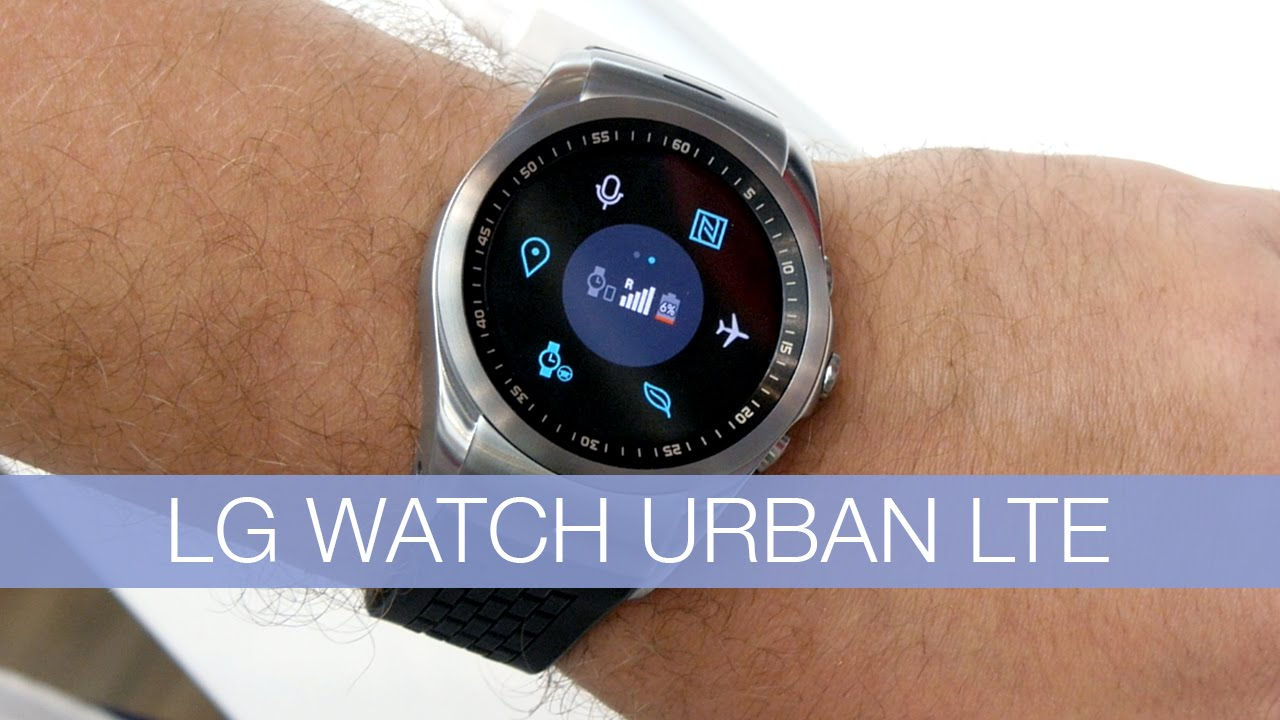 LG Watch Urban LTE: Germany Launch Postponed
