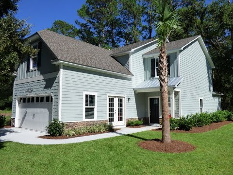 New Village Park Homes on Hilton Head Island Near the Beach at Beach City Place