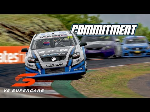 iRacing: 100% Commitment (V8 Supercar @ Bathurst)