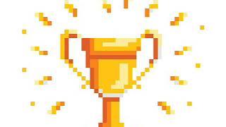 Desenho do troféu