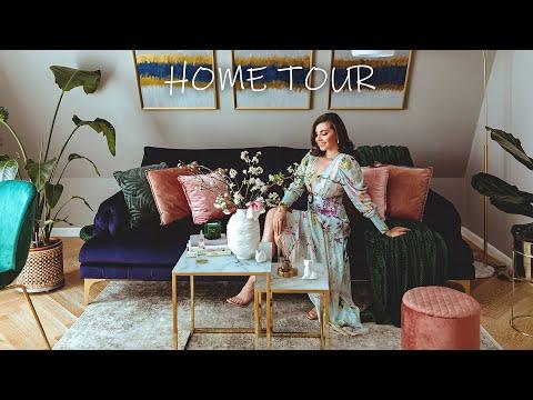 Larisa Costea home tour