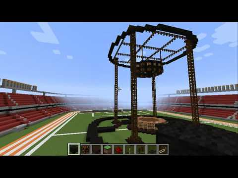 Adele Live 2017 Stage Minecraft Real Build